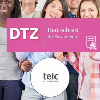 DTZ-Prüfung 20.11.2021 um 09:00 Uhr