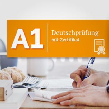 Telc A1-Prüfung 23.10.2021 um 10:00 Uhr