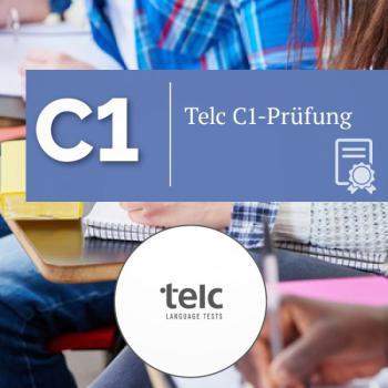 Telc C1 Sprachprüfung 07.08.2021 um 08:30 Uhr