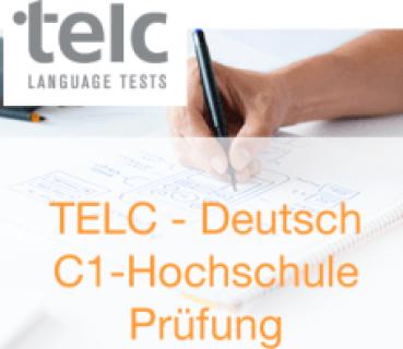 Telc C1 Hochschule - 16.10.2021 um 08:30 Uhr